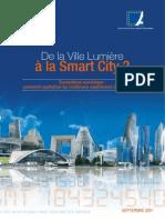 PIDFCE-PwC de La Ville Lumière à La Smart City