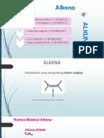 Review Alkena Alkuna
