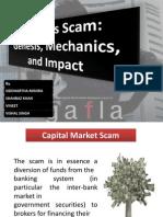 1992 stock exchange scam