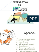 Final Group Dynamics