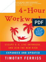 The 4 Hour Workweek, Expanded and Updated by Timothy Ferriss - Excerpt