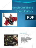 Heros Journey 12 Beowulf Stages