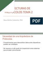 Arquitectura de Protocolos T2