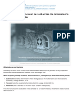 Electrical-Engineering-portal.com-Calculating the Shortcircuit Current Across the Terminals of a Synchronous Generator