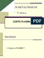 Corte Plasma