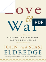 Love and War by John and Stasi Eldredge - Excerpt