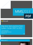 UD-B404 Microsoft TechED