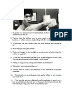 11 Lessons From Bruce Lee