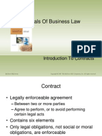 Chapter 006- Bussiness law