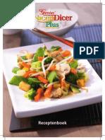 Nicer Dicer Plus Receptenboek