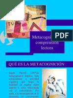 Metacognición y Comprensión