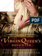 The Virgin Queen's Daughter by Ella March Chase - Excerpt