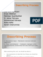 Example Describing Process