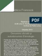 REP FRanceză Gataaaa