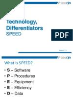 Technology Differentiators - SPEED