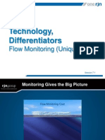 Flow Monitoring Value