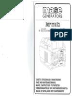 Manuale Generatore Mase