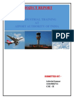 Airports authority of india Final Report