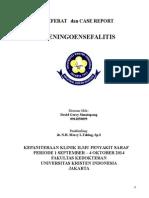 Case - Meningoecefalitis