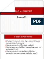 S 11 Product Management