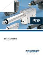 Copy of Linear Actuators Bruk