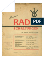 Moderne Radioschaltungen 1947 GE