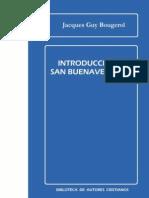 Introducción a San Buenaventura