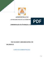 ATPS AdM da Produção e Operação ETAPA 3 E 4.doc