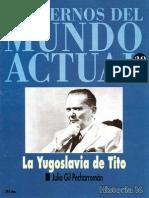 La Yugoslavia de Tito