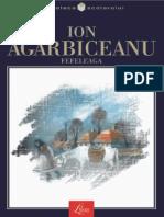 Agarbiceanu Ion - Fefeleaga (Tabel Crono)