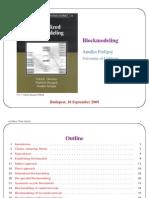 Doreian, Batagelj, Ferligoj - Generalized Blockmodeling