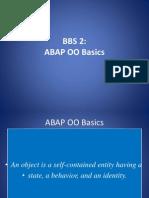 Abap Oo Basics