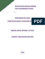Preparador de Clases Milena 2014