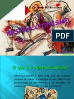 Abstraccionismo 9ºD
