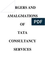 Mergers and Amalgmations