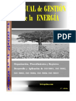 Manual Gestion Energia ISO 50001