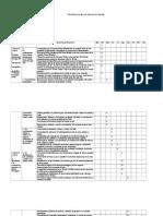Planificación Anual Educación Nocturna 3 y 4 Medio