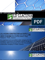LD Llacuna Construction and Supply