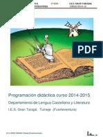 Programación LCL 2014-15-1º ESO