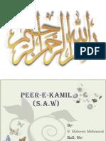 Peer e Kamil