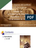 40 La Revelacion de Jesucristo