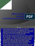 Zero Oxygen Balance