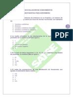 3 Test de Evaluación de Conocimientos Bioestadistica (2)