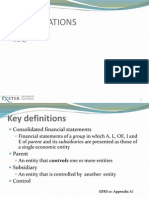 Consolidations Slides