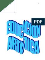 PLAN ANUAL   DE ARTISTICA.doc