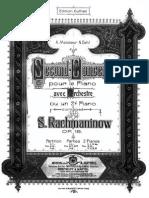 Rachmaninoff - Piano Concerto 2 - IMSLP