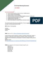 plc teachingandassessingcreativity- domain 3