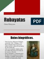RUBAYATA