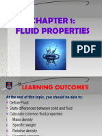 Chapter 1-Fluid Properties