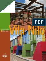 Livro Vila Nilo